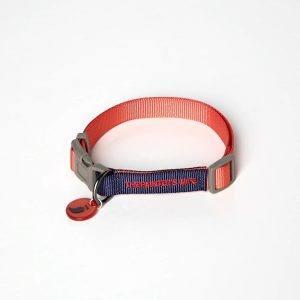 Sonia Vermilion // Farverigt halsbånd med klikspænde - Sonia Vermilion // Farverigt halsbånd med klikspænde