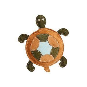 Turtle // Naturligt hundelegetøj (skildpadde)