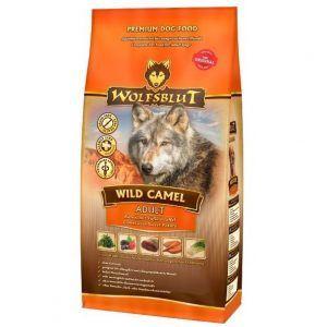 WolfsBlut Wild Camel Adult hundefoder, 15 kg