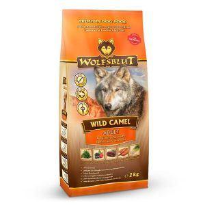 WolfsBlut Wild Camel Adult hundefoder, 2 kg