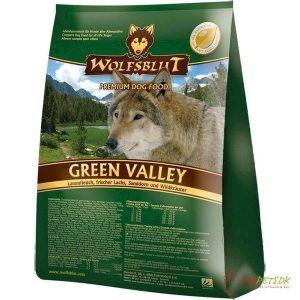 Wolfsblut Green Valley Adult med lam & fisk, 500g