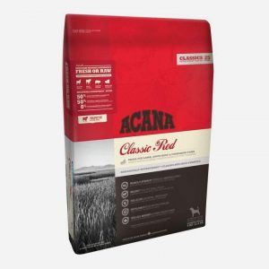 ACANA Classic Red med lam, okse & gris, 6 kg