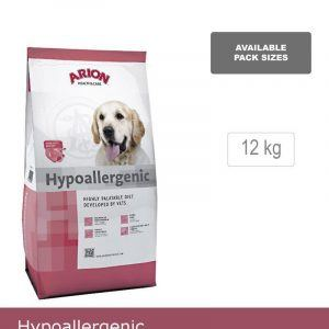 ARION Health & Care Hypoallergenic, 12 kg - incl gratis levering og 2 slags godbidder