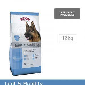 ARION Health & Care - Joint & Mobility, 12 kg - incl gratis levering og 2 slags godbidder