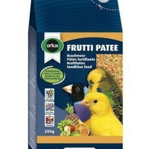 Æggefoder frugt patee 250g