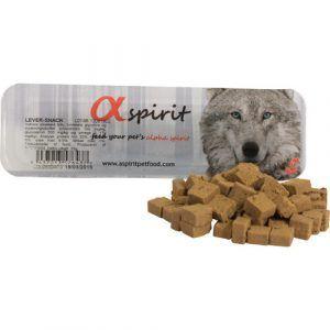 AlphaSpirit Hunde Snack Bløde Godbidder Med Lever, 35g