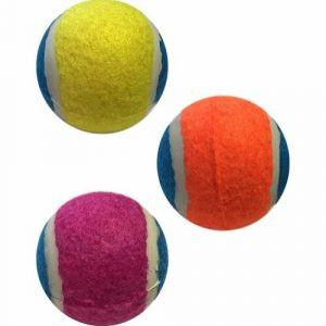 Armitage Hundelegetøjs Super tennisbold - Ø6,5cm - Med Pivelyd