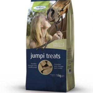 Aveve Jump Vanille, 1 kg - hestebolsjer