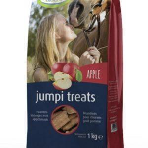 Aveve Jumpi Apple, 1 kg - hestebolsjer