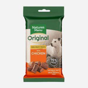 BARF godbidder med Kylling og Gris - 95% kød