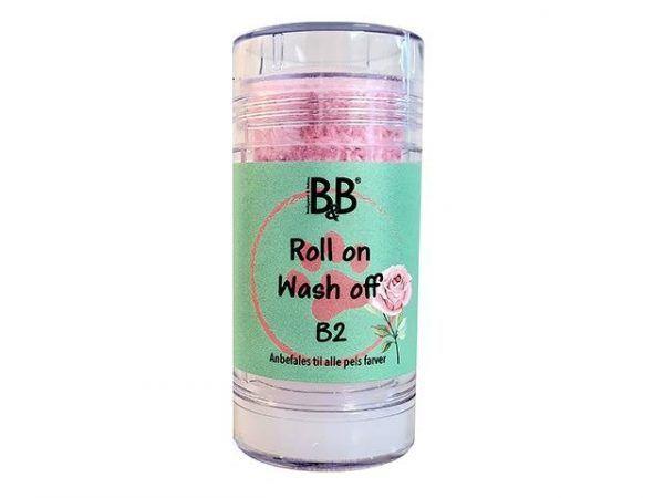 B&B Hundepleje Shampoo Stick B2 - 75ml - Alle Pelse