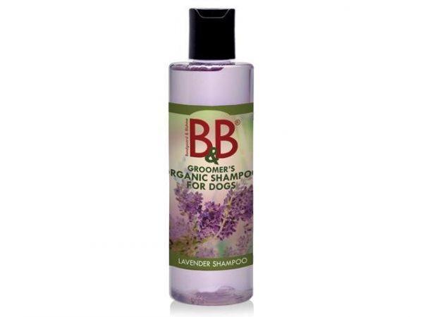 B&B Hundeshampoo - Med Lavendel - 250ml
