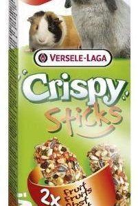 Crispy sticks til gnaver, Frugt 2stk