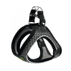 Hunter Hilo Comfort Hundesele - I 3D Mesh - Grå - Flere Størrelser