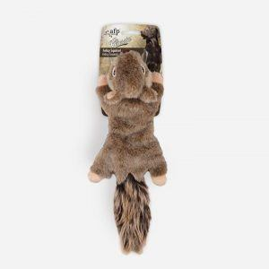 Knitrende Egern hundelegetøj