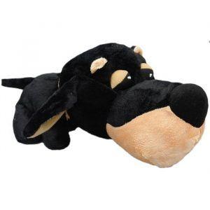 Kw Hundelegetøjs Bamse Hund Med Piv - 26cm