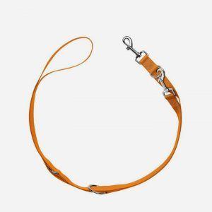 Let justerbar træningsline i Orange, 2 m (flere str) - London, Medium 15 mm