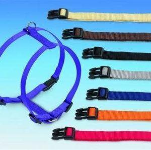 Nobby Classic Hundesele i Nylon - Marineblå- Flere Størrelser