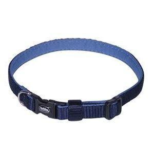 Nobby Classic Neopren Hundehalsbånd - Mini - Flere Størrelser - Blå