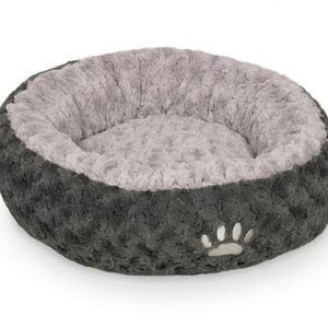 Nobby Seoli Donut Hundeseng - Flere Størrelser - Grå