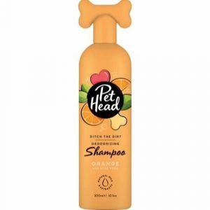 Pet Head Ditch The Dirt Hundeshampoo - Med Orange - 300ml