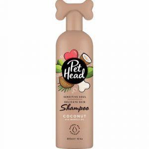 Pet Head Sensitive Soul Hundeshampoo - Med Kokosnød - 300ml