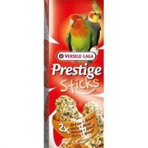 Prestige sticks til Parakitter/dværg papegøje Nødder og honning