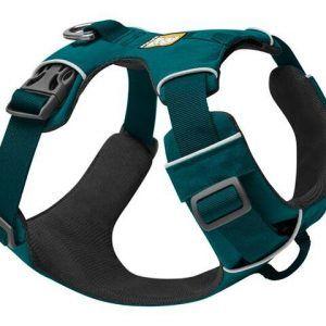 Ruffwear Front Range Hundesele - Grøn - Flere Størrelser