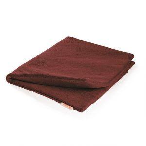 Siccaro FlexDog Mat, Zinfandel red, 70 X 110 cm