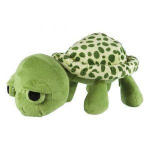Trixie Hundelegetøjs Skildpadde i Plys - 40cm - Med Pivelyd - - - - -