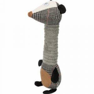 Trixie Hundelegetøjs Stinkdyr Bamse - 39cm - Med Pivelyd