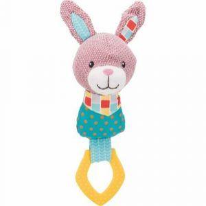 Trixie Junior Hvalpelegetøjs Kaninbamse - Med Bidering - 23cm