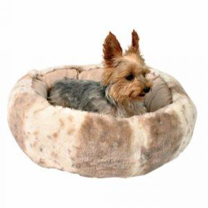Trixie Leika Donut Hundeseng - Ø50cm - Beige