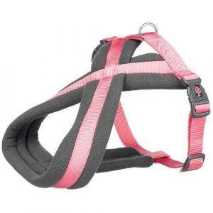 Trixie Premium Touring Hundesele Harness - Flamingo - Flere Størrelser