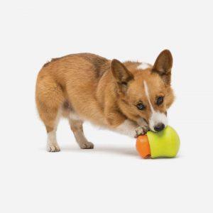 West Paw Design Toppl Treat hundelegetøj
