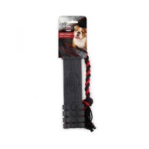 afp Hundelegetøjs Ekstra Stærk Dummy - Med Træk Tov - Flere Størrelser