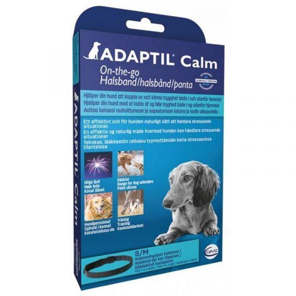 Adaptil Hunde Calm On-The-Go Halsbånd - S/M