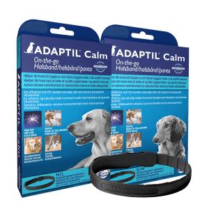Adaptil calm on-the-go halsbånd // hjælper din hund til at føle tryghed både ude og hjemme - Adaptil calm on-the-go halsbånd // hjælper din hund til