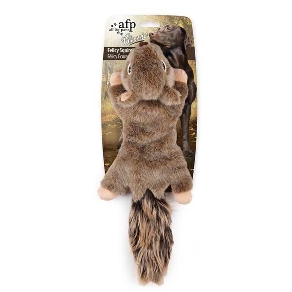Afp Woodland Classic Hundelegetøjs Egern Felicy - 25cm