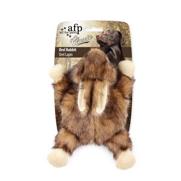 Afp Woodland Classic Hundelegetøjs Kanin Orel - 27cm