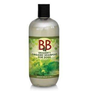 B&B Hundeshampoo - Med 2 i 1 Melisse - 500ml (lemon)
