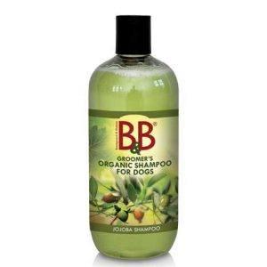 B&B Hundeshampoo - Med Jojoba - 500ml