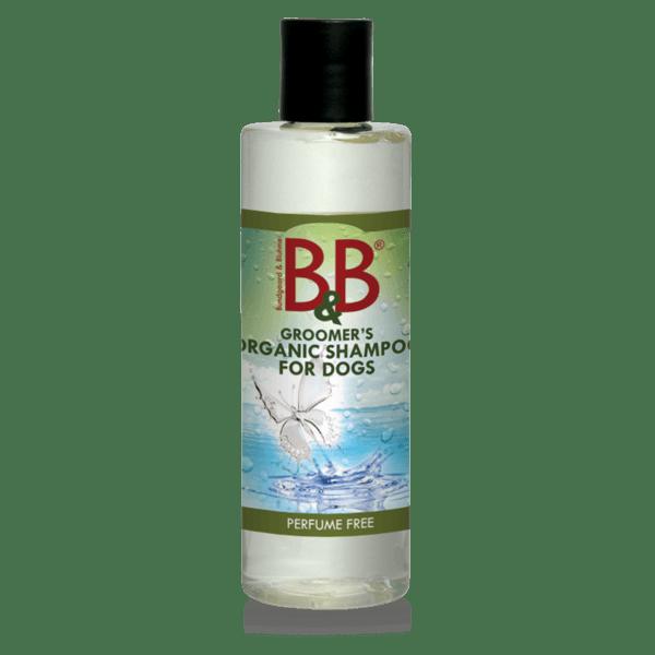 B&B Økologisk B&B økologisk Parfumefri hundeshampoo