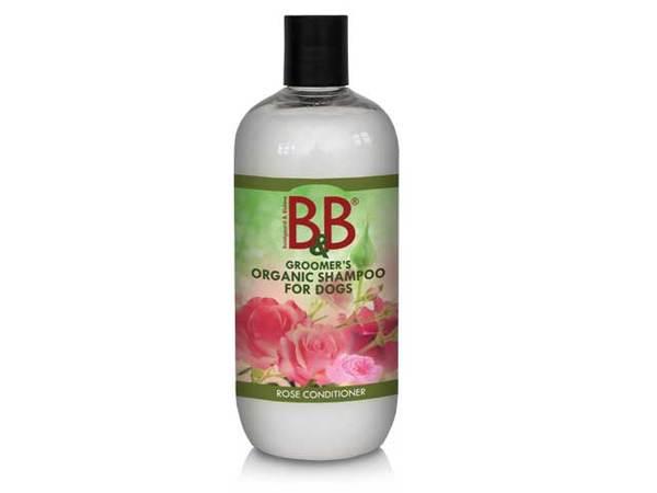 B&B Økologisk B&B økologisk hundebalsam med Rosenolie