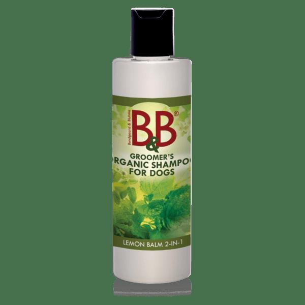 B&B Økologisk B&B økologisk hundeshampoo 2in1 Citronmelisse