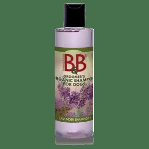 B&B Økologisk B&B økologisk hundeshampoo med Lavendel