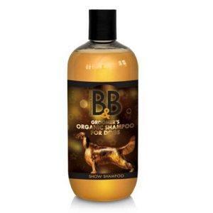 B&B Show Hundeshampoo - 500ml