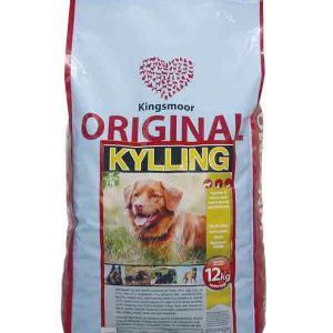 FRAGTSKADET EMBALLAGE - 11 kg ORGINAL Kylling Kingsmoor