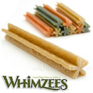 Whimzees tyggestænger, glutenfri-S