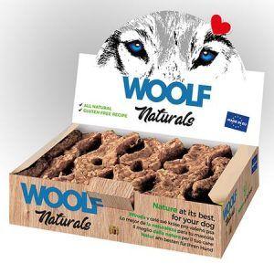 Woolf Woolf hundegodbidder - glutenfri & med glucosamin (produceret i EU)
